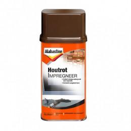 Alabastine houtrotstop impregneer transparant 250 ml