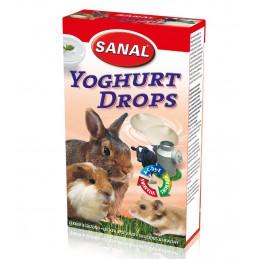 Knaagdieren Yoghurtdrops 45 gram