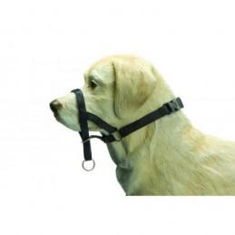 BZ Correctiehalsband voor honden zwart maat S