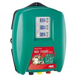 AKO Power Profi NDi 15000 Digital schrikdraadapparaat