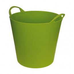 Flexibele Tuinmand 40 liter groen