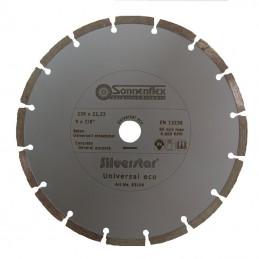 Diamantschijf gesegmenteerd 125 mm