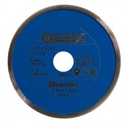 Diamantschijf gesloten rand 125 mm