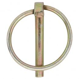 Borgpen verzinkt 10mm