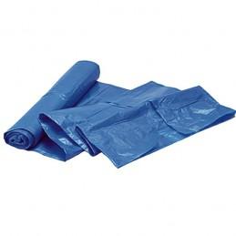 Afvalzakken blauw 20 stuks 70x 110