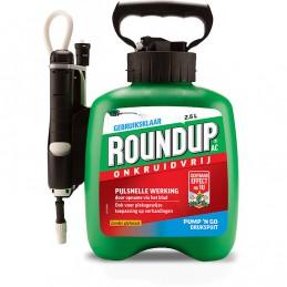 Roundup Natural kant en klaar drukspuit 2.5L