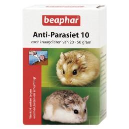 Anti-parasiet 10 knaagdier 2 pipetten