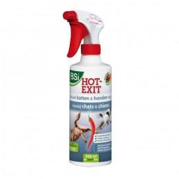 BSI Hot Exit 500 ml honden en katten afweermiddel