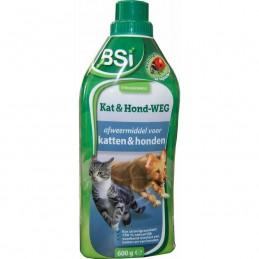 BSI kat en hond weg 600 gram