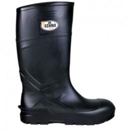 Techno boots Supreme PU werklaars groen S5