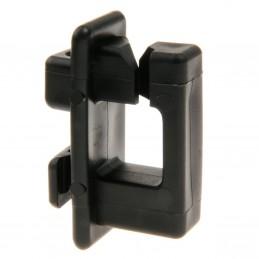Klik isolator voor ovale palen 25 stuks