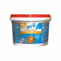 pH Down poeder 2.5 kg