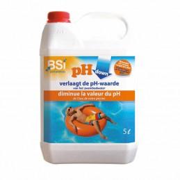 pH Down vloeibaar 5 liter