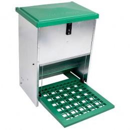 Automatische voerbak Feedomatic 12 kg