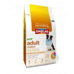 Smølke Hond Adult Medium 3 kg