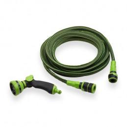 Flexibele tuinslang stretch 7.5 tot 15 meter