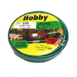 Hobby tuinslang groen 12.5mm 50 meter