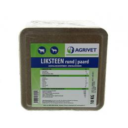 Agrivet liksteen rund 10 kg