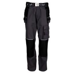 Havep Werkbroek 8730 grijs/zwart
