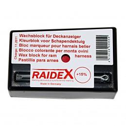 Dekblok Raidex Rood