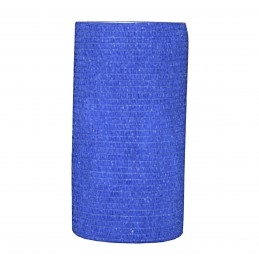 Bandage animal profi 10 cm blauw