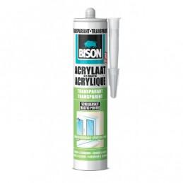 Bison acrylaatkit transparant 310 ml