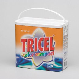 Compact color Tricel wasmiddel 5,5 kg