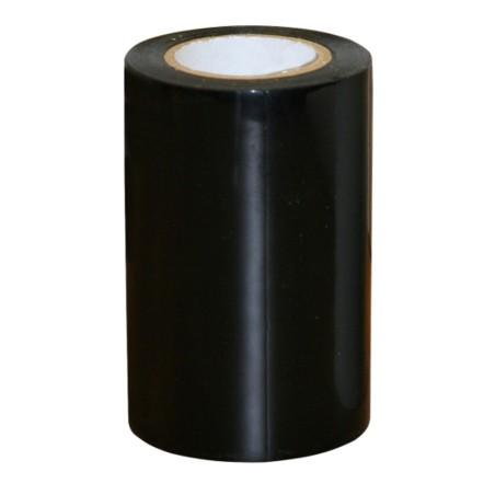 Kuiltape zwart 10m x 10cm