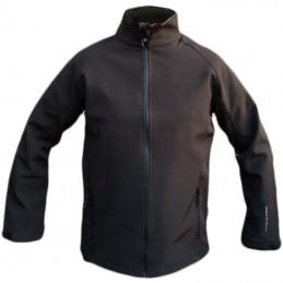 Heren softshell jas 60250 zwart