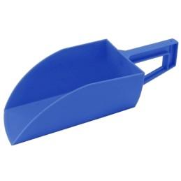 Voerschep 1kg Schepmodel Blauw