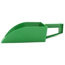 Voerschep 1kg Schepmodel Groen