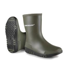 Dunlop mini laars Groen