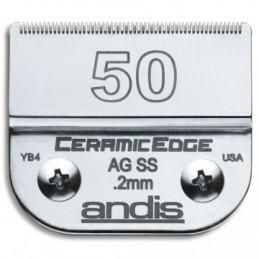 Andis Kopje CeramicEdge no.50 SS 0.2 mm