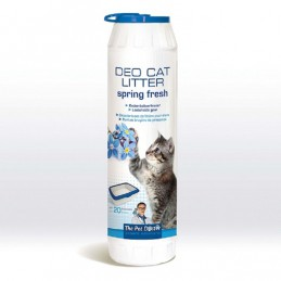 Kattenbakverfrisser lentefris 750 gram