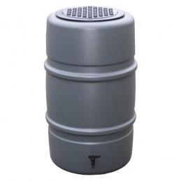 Regenton antraciet 227 liter