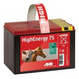 Ako High Energy Batterij 9 Volt