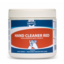 Handcleaner red 600 ml