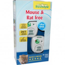 Mouse & Rat Free duo 2 kamers