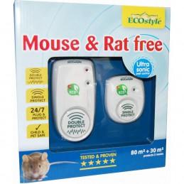Mouse & Rat Free 80m2 + 30m2