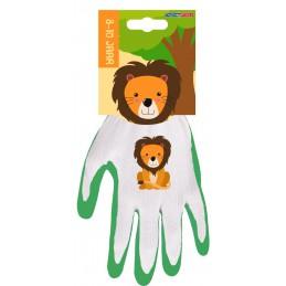 Kinderhandschoen Leeuw