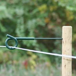 Krulstaart afstandisolator 40 cm