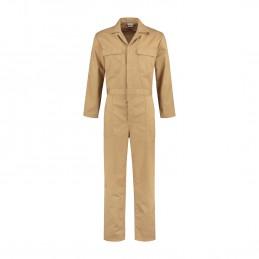 Kuipers overall polyester / katoen kaki