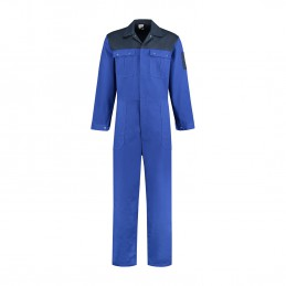 Kuipers overall katoen korenblauw / navy
