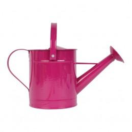 Kindergieter metaal roze