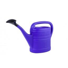 Bloemengieter kunststof blauw met broes 10 Liter