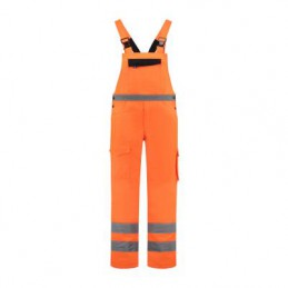 Amerikaanse overall high visibility RWS oranje