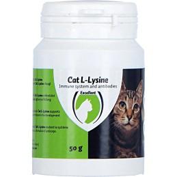 Cat L-Lysine 50 gram