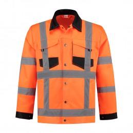 Kuipers High visibility RWS werkjas oranje