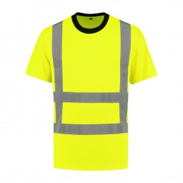 Kuipers High Visibility t-shirt RWS geel