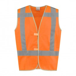 Veiligheidshesje High Visibility RWS oranje